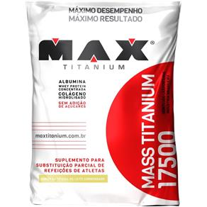 Mass Titanium 17500 (Max Titanium) Refil - 1,4Kg - Leite Condensado - LEITE CONDENSADO