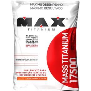 Mass Titanium 17500 (Max Titanium) Refil - 1,4Kg - Vitaminas de Frutas