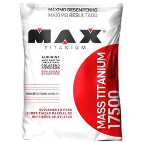 Mass Titanium 17500 Refil - Max Titanium - 1400g - Chocolate
