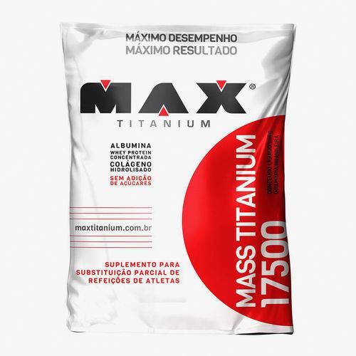 Mass Titanium 17500 Refil - Max Titanium