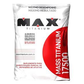 Mass Titanium - Max Titanium - Baunilha - 1,4 Kg