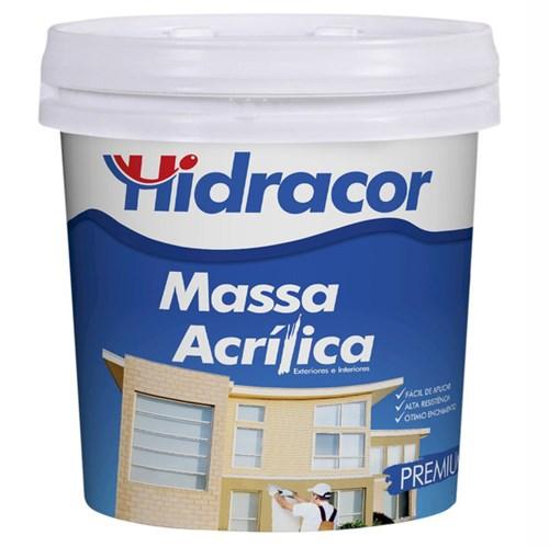 Massa Acrílica 1,4Kg Hidracor