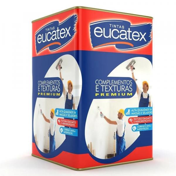 Massa Acrilica 25kg Eucatex