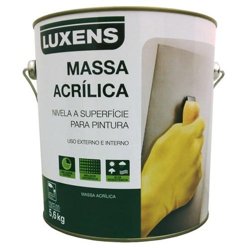 Massa Acrílica Luxens 5,6kg