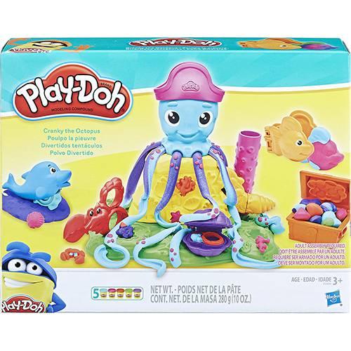 Massa de Modelar Play-Doh Conjunto Polvo Divertido - Hasbro