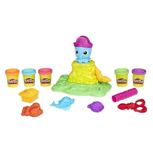 Massa de Modelar Play-Doh Polvo Divertido Hasbro E0800