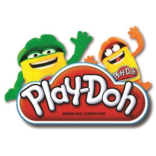 Massa de Modelar Play-Doh Refil com 16 Cores Hasbro