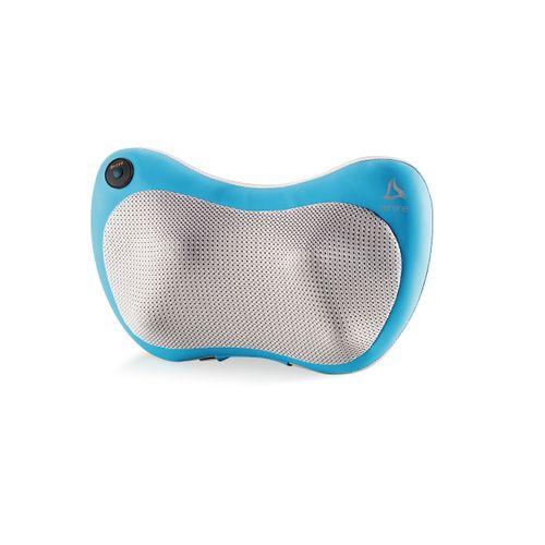 Massageador Multilaser Ultra Shiatsu Pillow Encosto Azul HC018