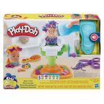Massinha Play-doh Barbearia Divertida - Hasbro