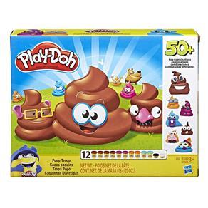 Massinha Play-Doh - Caquinhas Divertidas
