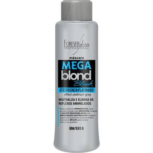 Tudo sobre 'Matizador Mega Blond Black Forever Liss 500ml'