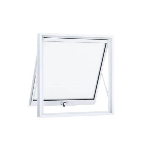 Máxim Ar Alumínio Lucasa Ideale 60cmx60cm Branco