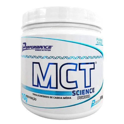 Tudo sobre 'MCT Science Powder 300g - Performance'