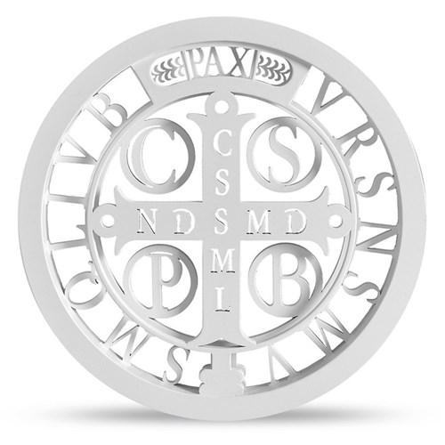 Medalha de São Bento Branca