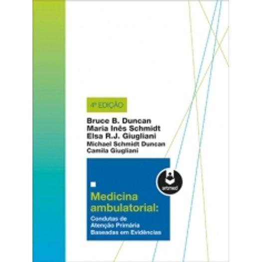 Tudo sobre 'Medicina Ambulatorial - Artmed'