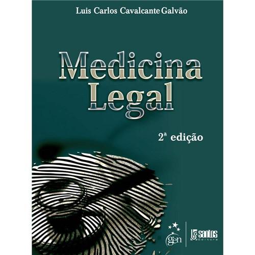 Tudo sobre 'Medicina Legal'
