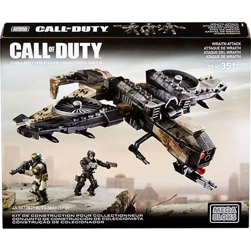 Tudo sobre 'Mega Bloks Call Of Duty Drone - Mattel'