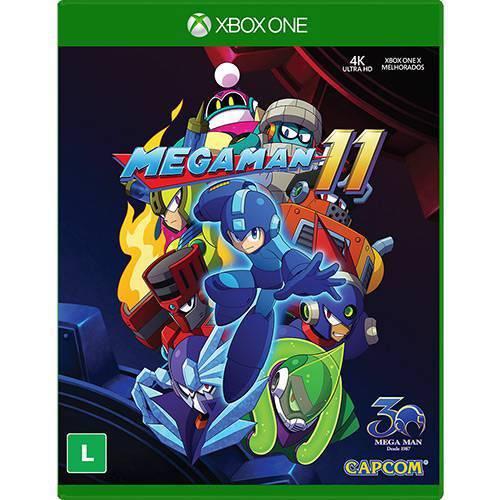 Tudo sobre 'Megaman 11 - Xbox One'
