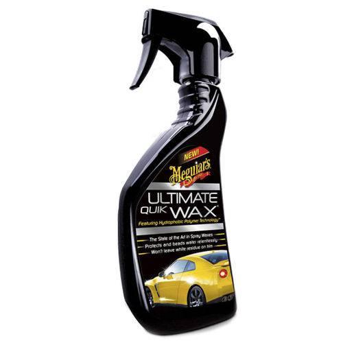 Tudo sobre 'Meguiars Cera Spray Ultimate Quik Wax'
