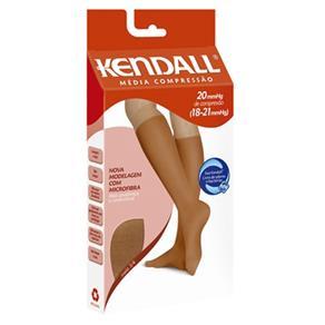 Meia 3/4 Kendall Media Compressao com Ponteira - G