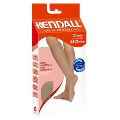Meia 3/4 Kendall Média Compressão Feminina