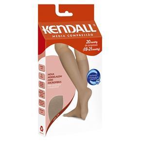Meia Kendall 3/4 Media Compressão com Ponteira - XG
