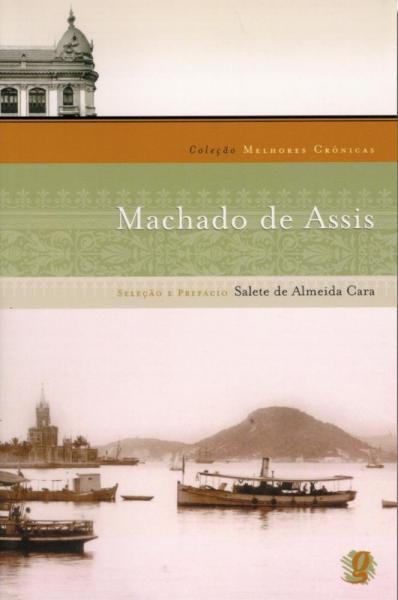 Melhores Cronicas de Machado de Assis - Global Ed