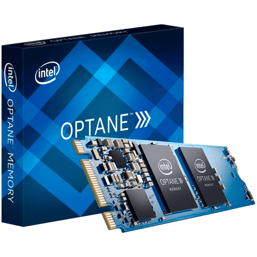 Memória Optane 16GB Intel MEMPEK1W016GAXT