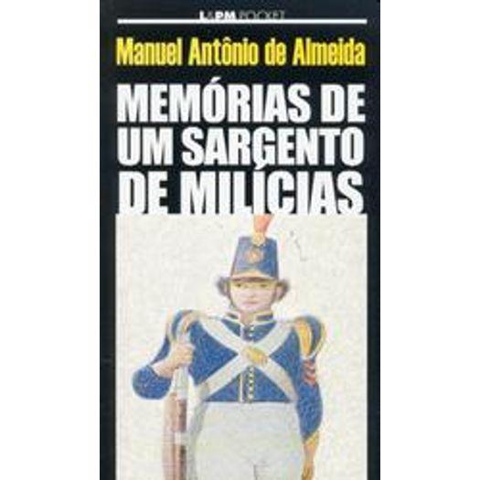 Memorias de um Sargento de Milicias - 45 - Lpm Pocket