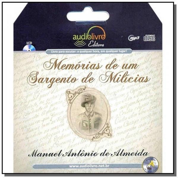 Memorias de um Sargento de Milicias - Audiolivro01