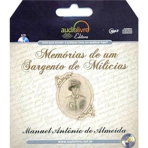 Memorias de um Sargento de Milicias - Audiolivro