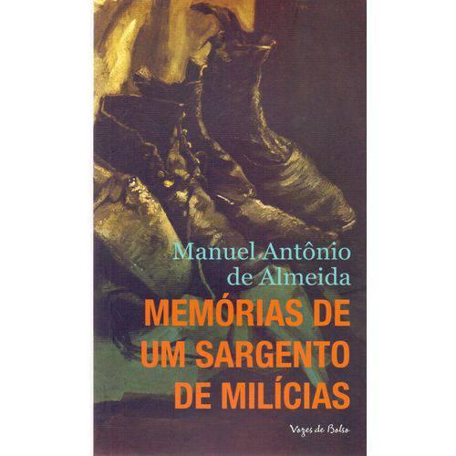 Memórias de um Sargento de Milicias - (bolso)