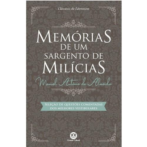 Memórias de um Sargento de Milícias - Clássicos da Literatura - Texto...