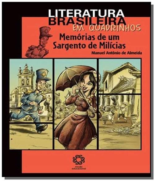 Memorias de um Sargento de Milicias - Col. Literat