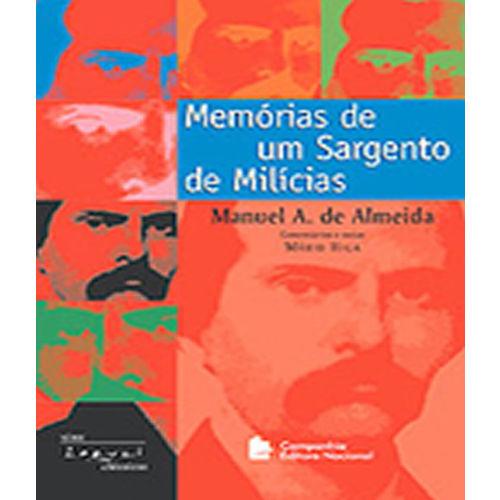Memorias de um Sargento de Milicias - Lazuli Classicos