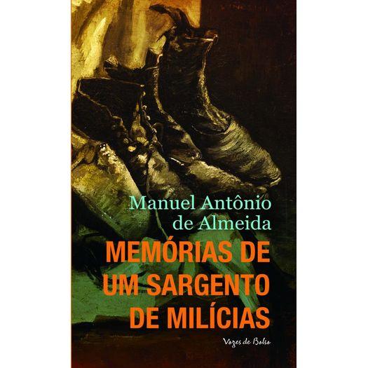 Memorias de um Sargento de Milicias - Vozes de Bolso