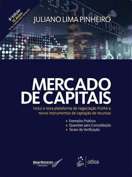 Tudo sobre 'Livro - Mercado de Capitais'