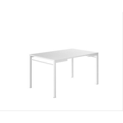 Tudo sobre 'Mesa Carraro - 1526 Color - Cor Branco - Madeirado Branco'