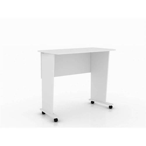 Tudo sobre 'Mesa com Rodízio Tecno Mobili - Branco'