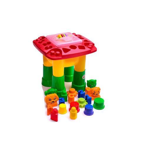 Tudo sobre 'Mesa de Atividades Infantil - Dismat'