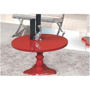 Mesa de Centro Intense - Patrimar Móveis - Vermelho