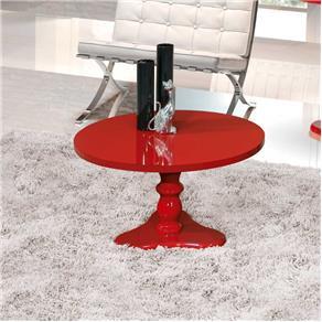 Mesa de Centro Intense Patrimar Móveis - Vermelho