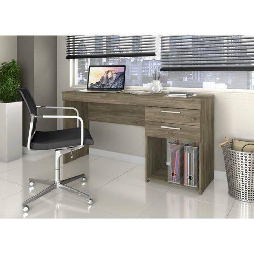 Tudo sobre 'Mesa de Escritória Office 2 Gavetas Notável Móveis'