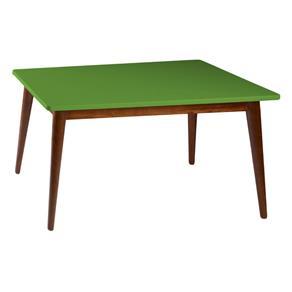 Mesa de Jantar Novita - 120x90cm - Verde - Verde