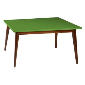Mesa de Jantar Novita - 160x90cm - Verde - Verde