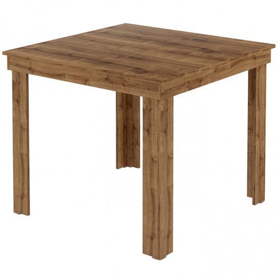 Mesa de Jantar Quadrada 1555 - Carraro | Elare