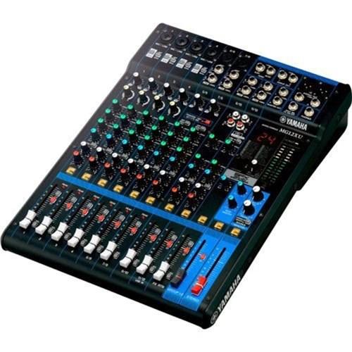 Mesa de Som Analogica 12 Canais Mg12xu Yamaha