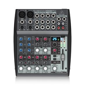 Mesa de Som Behringer 1002 Fx Mixer Xenyx 110V