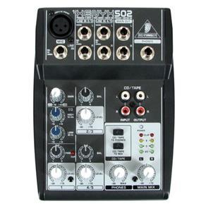 Mesa de Som Behringer Xenyx 502 110 VAC - MS0002