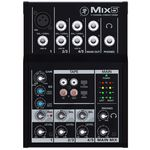 Mesa de Som Mackie Mix 5